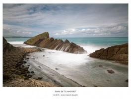 playa del madero Costa quebrada Cantabria por Juan Carlos Ramos fotografo Toledo